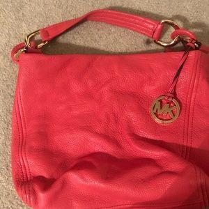Pink MK purse